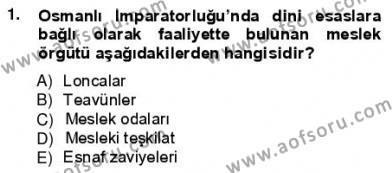 İş Sağlığı ve Güvenliği Dersi 2012 - 2013 Yılı Ara Sınavı 1. Soru