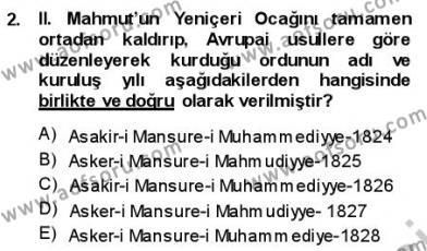 Türk Dili ve Edebiyatı Bölümü 3. Yarıyıl Tanzimat Dönemi Türk Edebiyatı I Dersi 2014 Yılı Güz Dönemi Ara Sınavı 2. Soru
