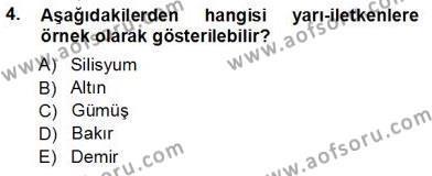 Devre Analizi Dersi 2012 - 2013 Yılı Ara Sınavı 4. Soru