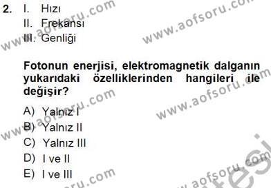 Elektrik Enerjisi Üretim, İletim ve Dağıtımı Bölümü 1. Yarıyıl Geleneksel Enerji Kaynakları Dersi 2014 Yılı Güz Dönemi Dönem Sonu Sınavı 2. Soru