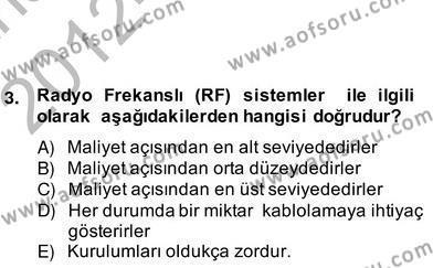 Ev İdaresi Bölümü 2. Yarıyıl İş Etüdü Dersi 2013 Yılı Bahar Dönemi Ara Sınavı 4. Soru