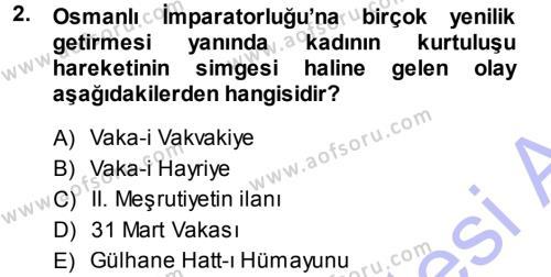 Ev İdaresi Bölümü 3. Yarıyıl Toplumsal Yaşamda Aile Dersi 2014 Yılı Güz Dönemi Dönem Sonu Sınavı 2. Soru