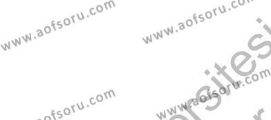 Fotoğrafçılık ve Kameramanlık Bölümü 4. Yarıyıl Fotoğraf ve Video Proje Geliştirme Dersi 2013 Yılı Bahar Dönemi Ara Sınavı 2. Soru