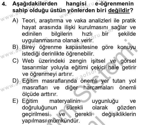 İnsan Kaynakları Yönetimi Dersi 2012 - 2013 Yılı (Final) Dönem Sonu Sınavı 4. Soru