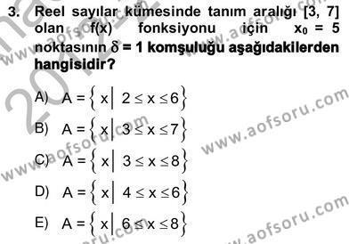 Yöneylem Araştırması 2 Dersi 2012 - 2013 Yılı Ara Sınavı 3. Soru