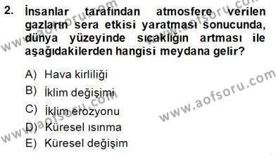 Turistik Alanlarda Mekan Tasarımı Dersi 2014 - 2015 Yılı (Final) Dönem Sonu Sınav Soruları 2. Soru