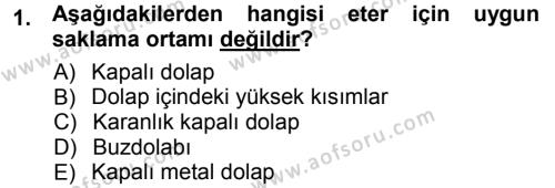 Temel Veteriner Patoloji Dersi 2012 - 2013 Yılı (Vize) Ara Sınav Soruları 1. Soru