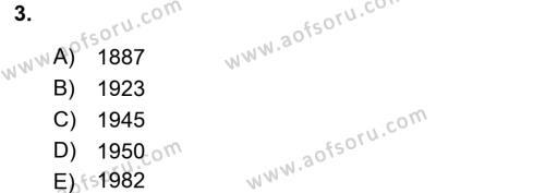 Vergi Teorisi Dersi 2017 - 2018 Yılı (Vize) Ara Sınav Soruları 3. Soru