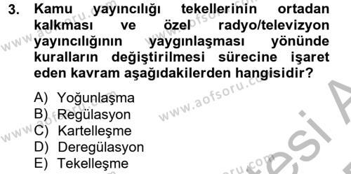İnsan ve Toplum Dersi 2013 - 2014 Yılı Dönem Sonu Sınavı 3. Soru
