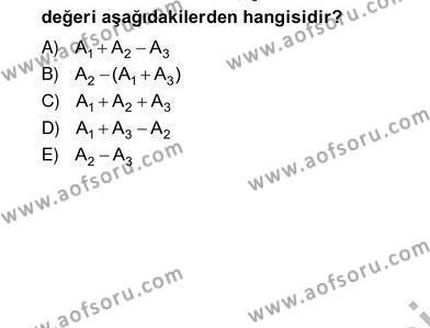 Çalışma Ekonomisi ve Endüstri İlişkileri Bölümü 2. Yarıyıl Sosyoloji II Dersi 2013 Yılı Bahar Dönemi Ara Sınavı 2. Soru