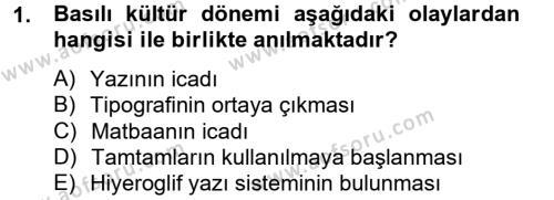 Halkla İlişkiler ve Reklamcılık Bölümü 8. Yarıyıl Sosyal Medya Dersi 2014 Yılı Bahar Dönemi Tek Ders Sınavı 1. Soru