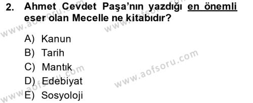 Sosyoloji Bölümü 7. Yarıyıl Türkiye' de Sosyoloji Dersi 2015 Yılı Güz Dönemi Ara Sınavı 2. Soru