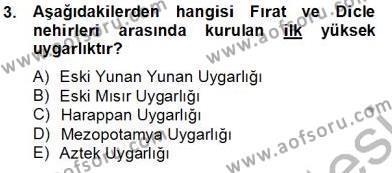 Emlak ve Emlak Yönetimi Bölümü 4. Yarıyıl Mimarlik Tarihi Dersi 2014 Yılı Bahar Dönemi Tek Ders Sınavı 3. Soru