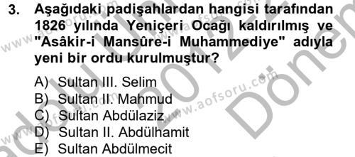 Felsefe Bölümü 4. Yarıyıl Bilim ve Teknoloji Tarihi Dersi 2013 Yılı Bahar Dönemi Dönem Sonu Sınavı 3. Soru