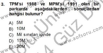 Bilet Satış Dersi 2013 - 2014 Yılı (Final) Dönem Sonu Sınav Soruları 3. Soru