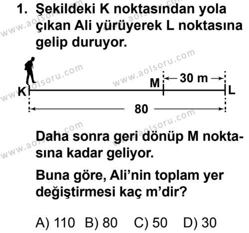 Fizik 2 Dersi 2013 - 2014 Yılı 3. Dönem Sınav Soruları 1. Soru